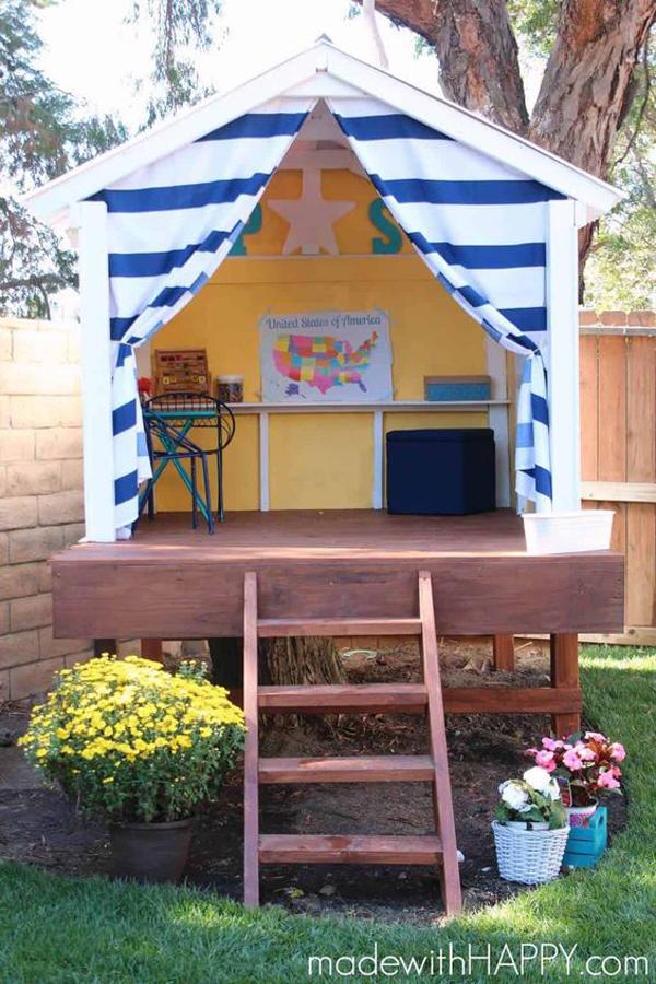 diy-backyard-treehouse-playhouse