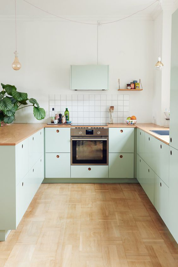 mint-green-pastel-kitchen-design