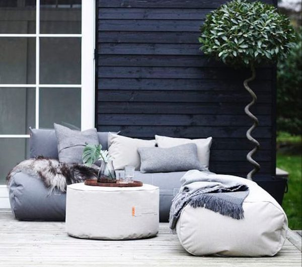 7 Cool Ways To Decorate With Bean Bags