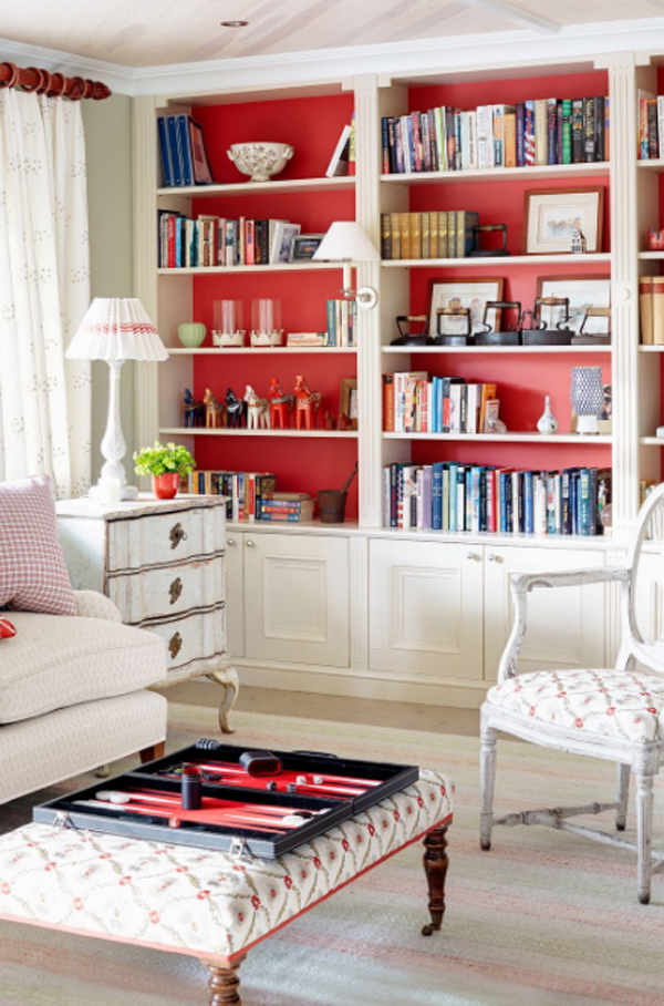 painted-home-library-shelves-ideas