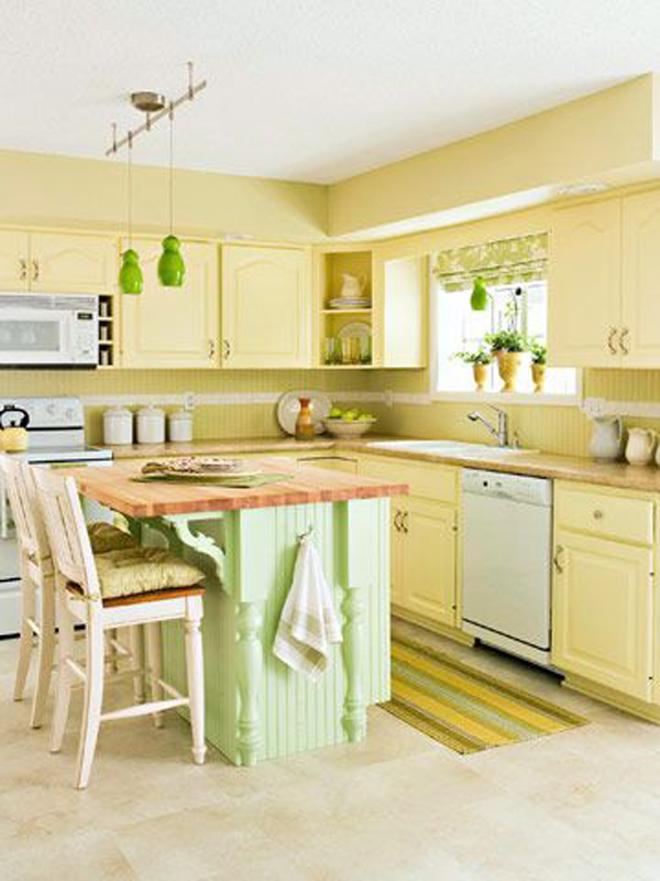 pastel-yellow-kitchen-design-ideas