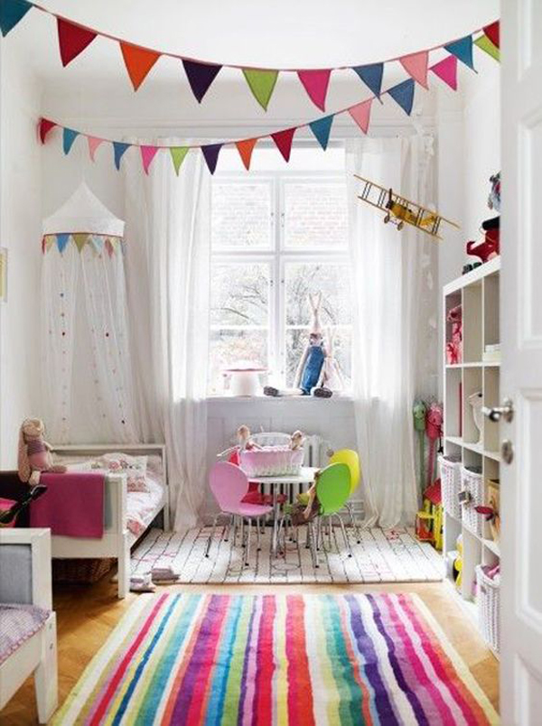 scandinavian-style-bedroom-with-rainbow-accents