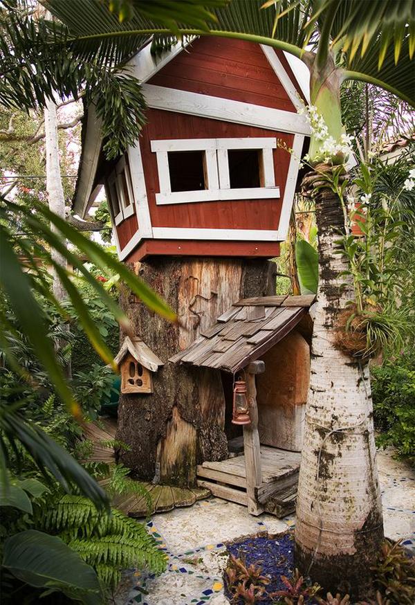 unique-tree-playhouses-design