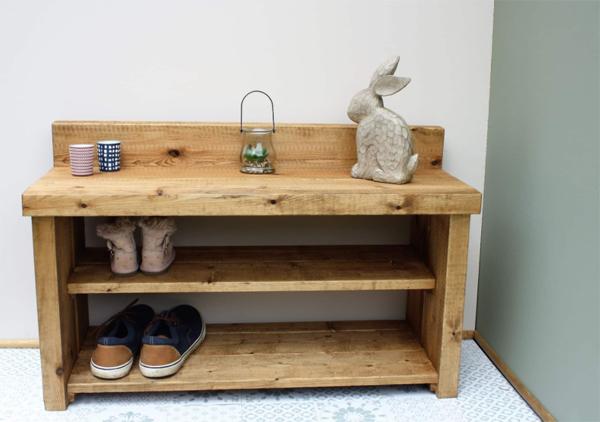 vintage-wooden-shoe-storage