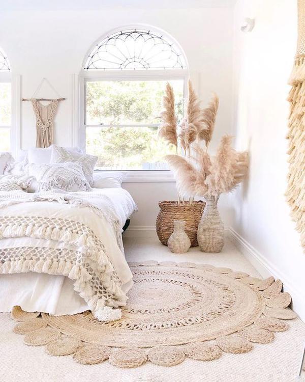 aesthetic-boho-bedroom-decoration