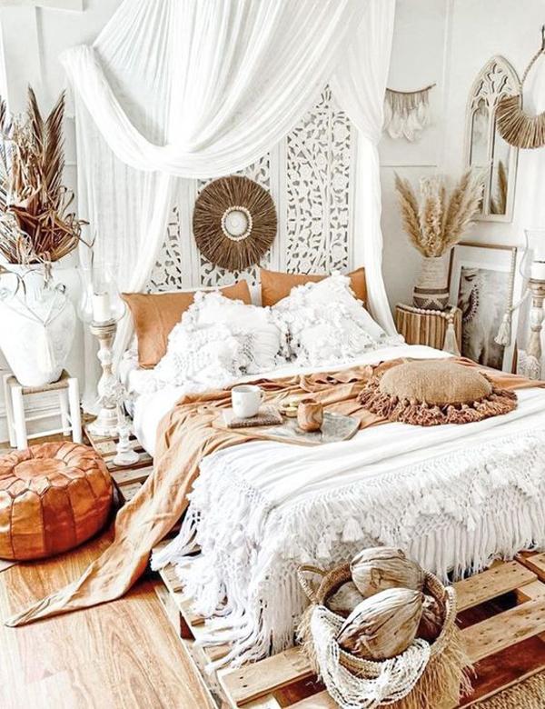 beautiful-boho-bedroom-decor-ideas