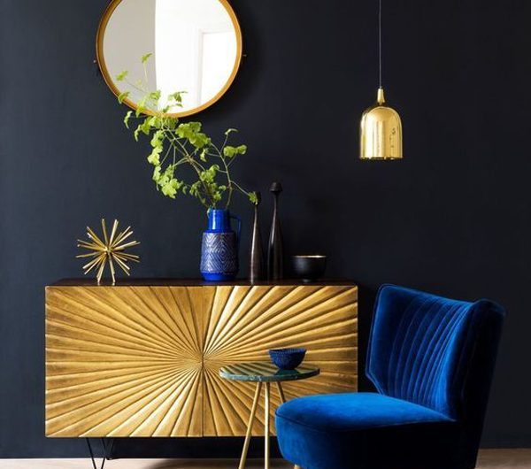 21 Best Gold Interior Design For Luxurious Look