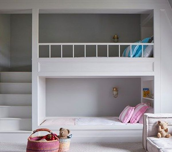 27 Cool And Fun Loft Rooms For Kids Play