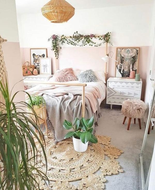 boho-nature-bedroom-decor