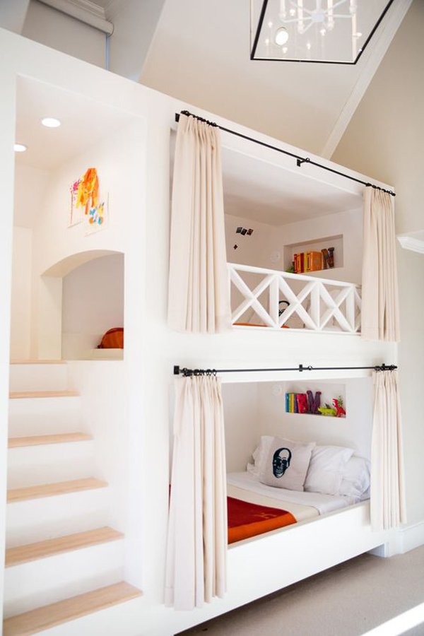 built-in-loft-bunk-beds