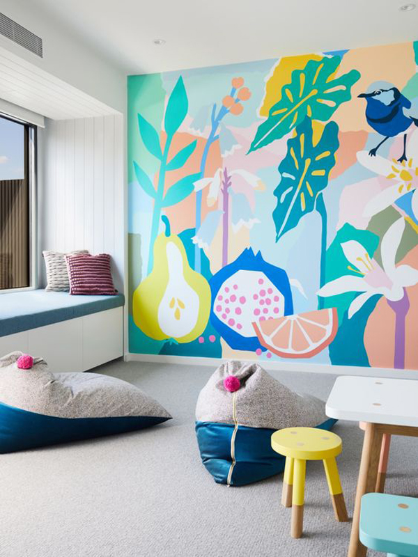 colorful-wall-painting-for-kids-room
