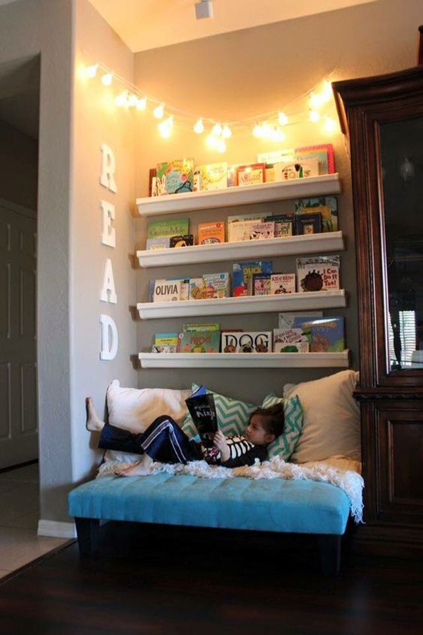 cozy-kid-home-libraries-with-string-lights
