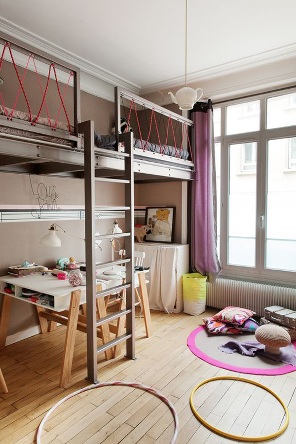 craft-rooms-with-playroom-and-loft-beds