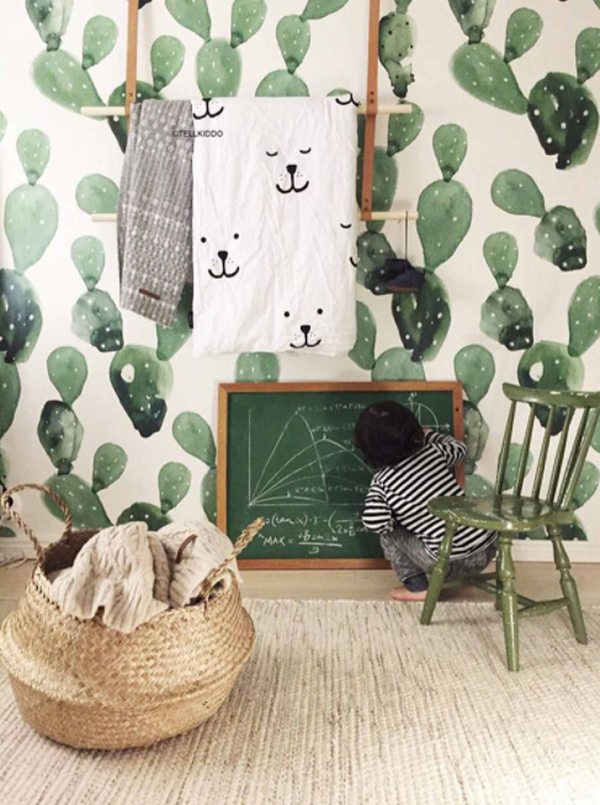 cute-cactus-wallpaper-for-kids-room