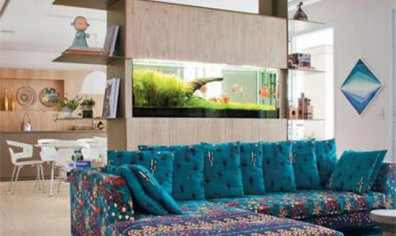double-sided-aquarium-divider-for-boho-living-room