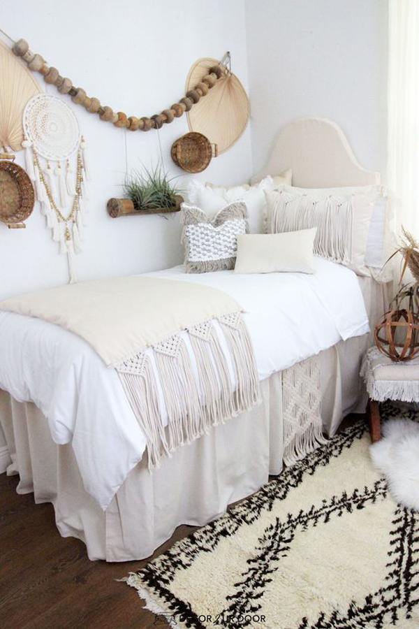 ethnic-boho-bedroom-ideas-for-small-space