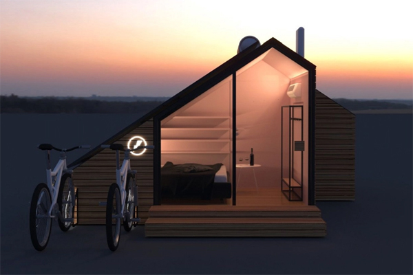 functionat-tiny-house-cabin-with-ebike-system