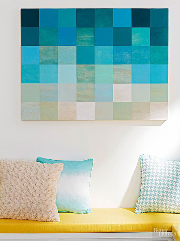 gradation-sticky-notes-wall-art