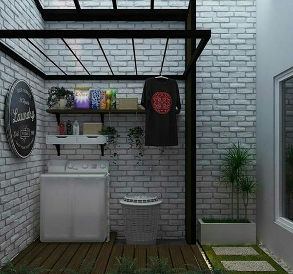 indoor-outdoor-laundry-room-with-brick-exposed