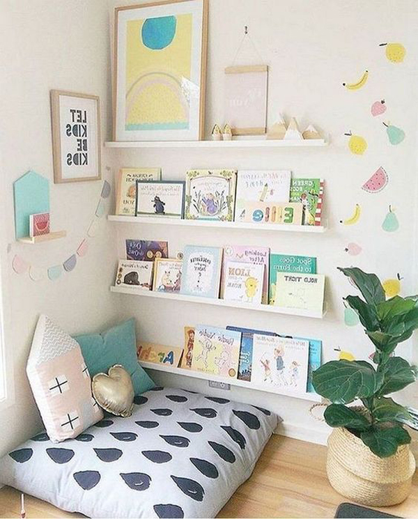 kid-reading-nook-with-tiny-home-library