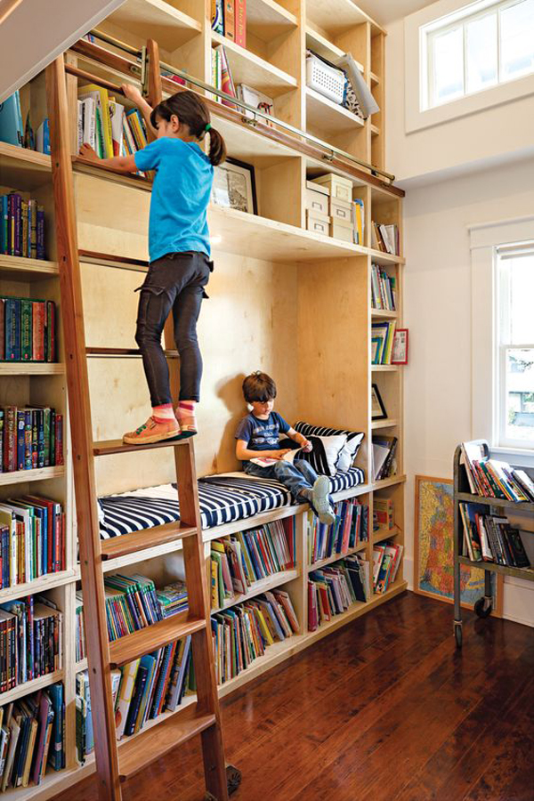 kids-home-library-wall-ideas