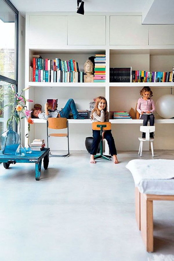 kids-study-desk-with-home-libraries