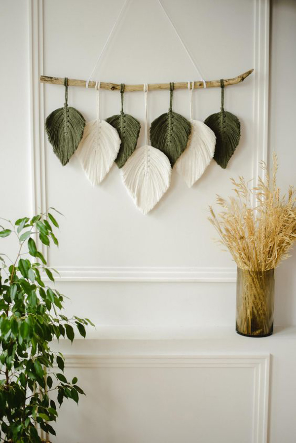 macrame-feather-wall-hanging-ideas
