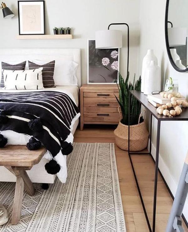 modern-boho-bedroom-styles