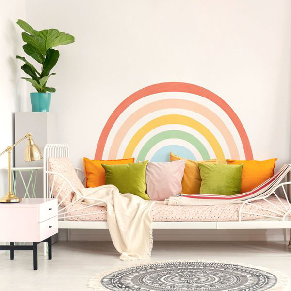 mural-rainbow-kids-wall-decor