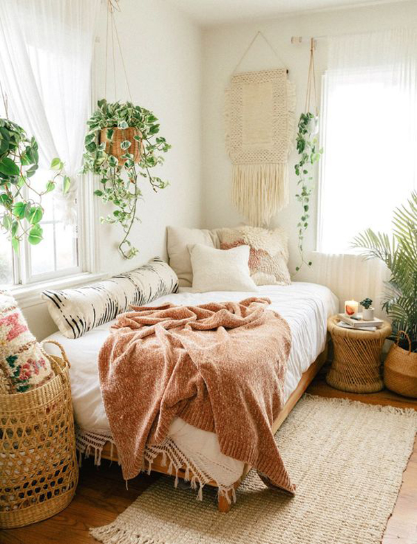nature-inspired-boho-style-bedroom