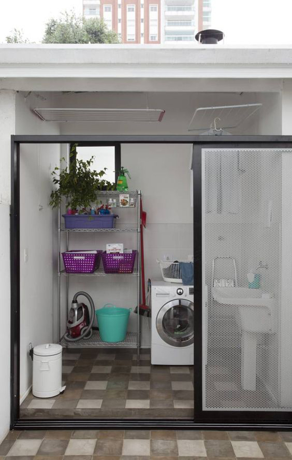 open-rooftop-laundry-room-ideas