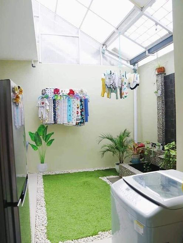 outdoor-laundry-room-with-garden-landscape