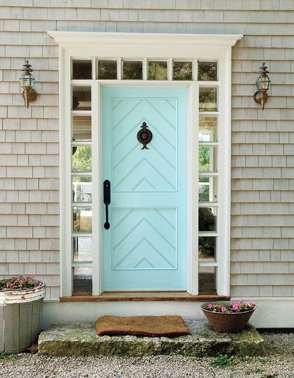pastel-blue-front-door-color