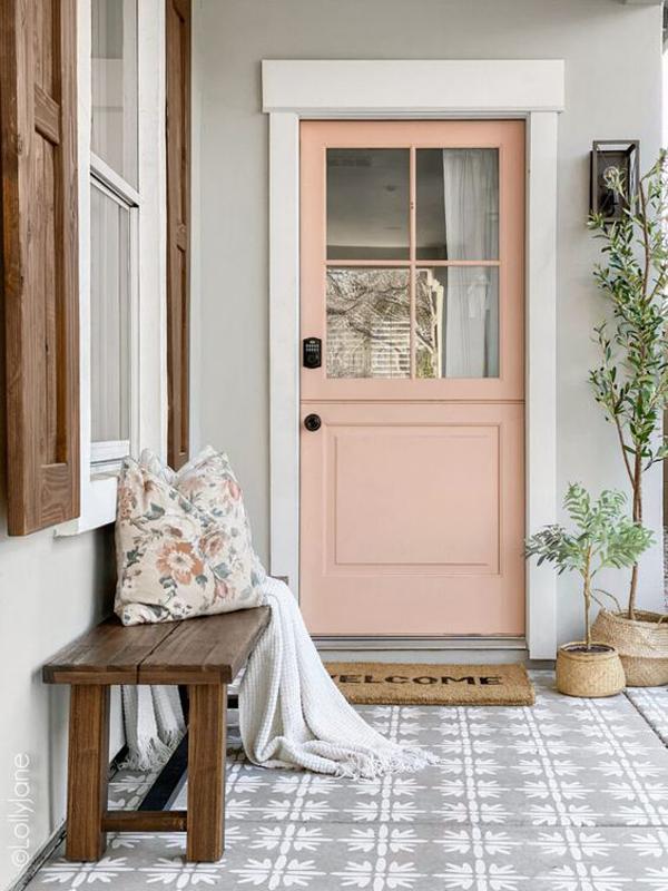 peachy-dutch-front-door-color