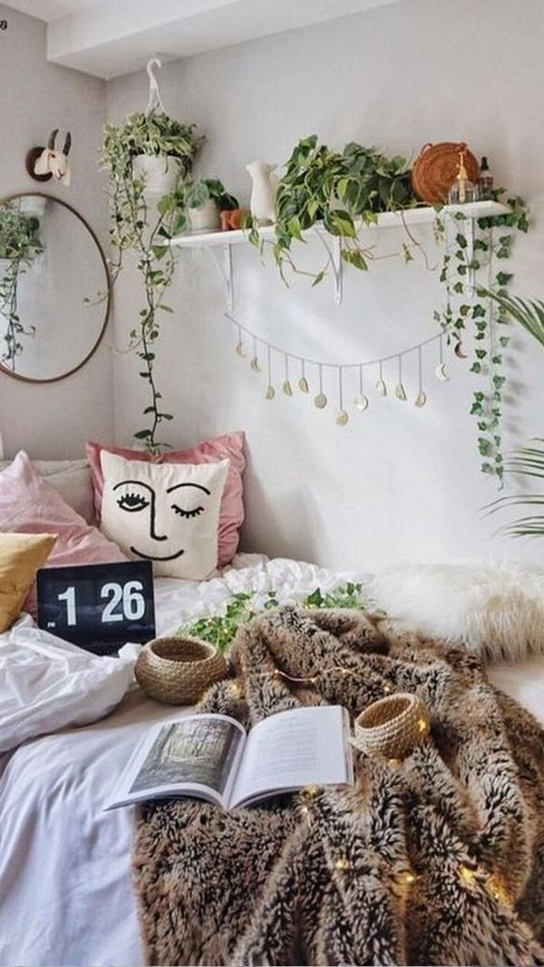 planter-dorm-wall-decor-ideas