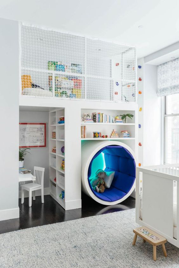 playroom-with-climbing-wall-and-play-loft