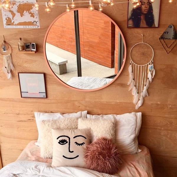 round-wall-mirror-design
