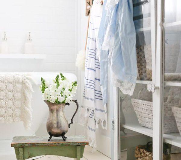 20 Dreamy Bathroom Ideas That Will Feel Like Spring