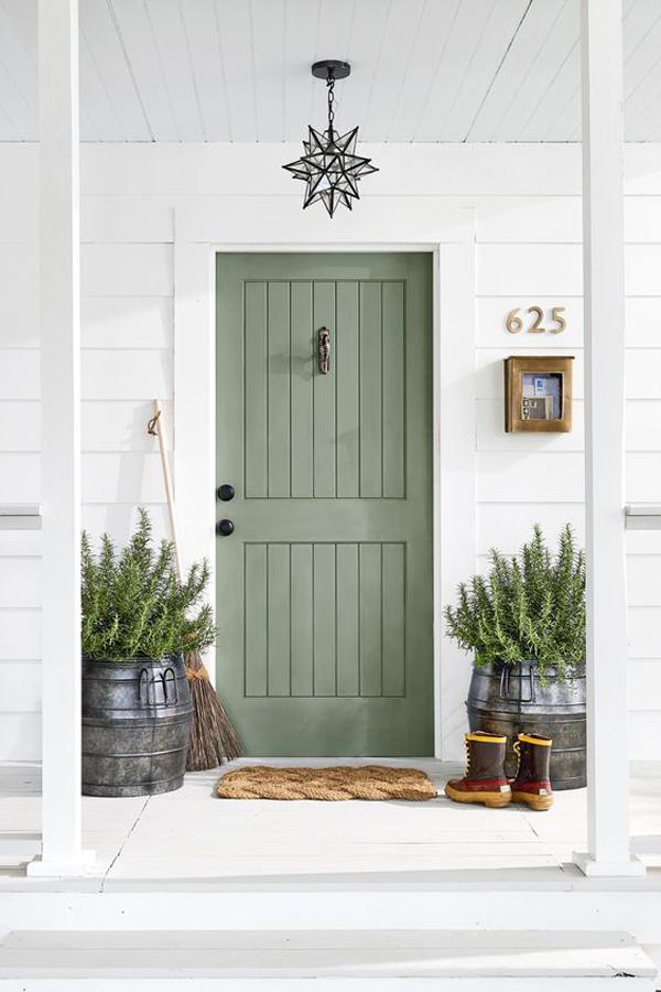 soft-welcoming-front-door-design