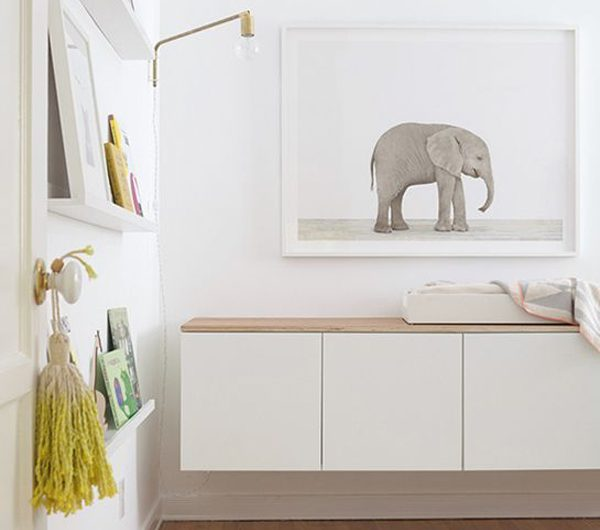 25 Ways To Use IKEA Besta Units For Kids