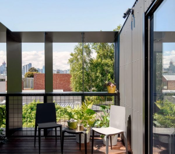 Shadow Roll House by Megowan Architectural