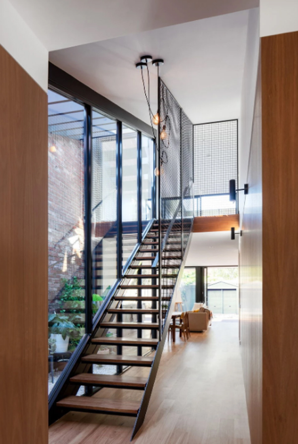trendy-industrial-stairs-for-family-home