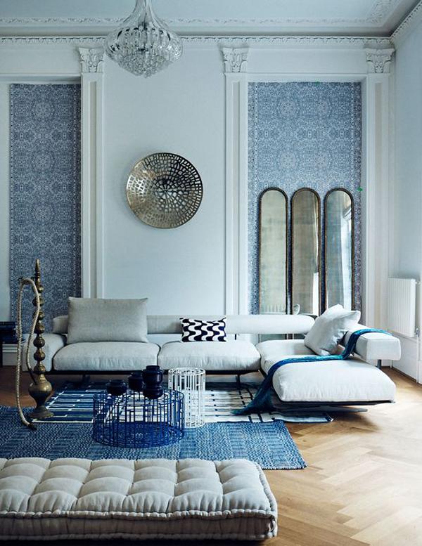 turkish-blues-style-living-room-for-ramadan-decor