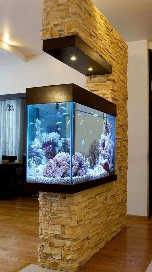 unique-double-sided-aquarium-with-exposed-brick