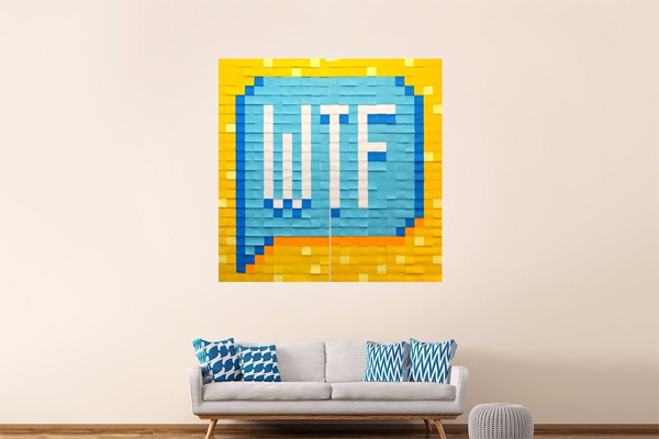 wtf-diy-sticky-notes-wall