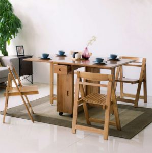 5-pieces-folding-dining-table-set