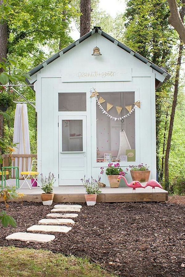 backyard-kid-spaces-with-cute-playhouse