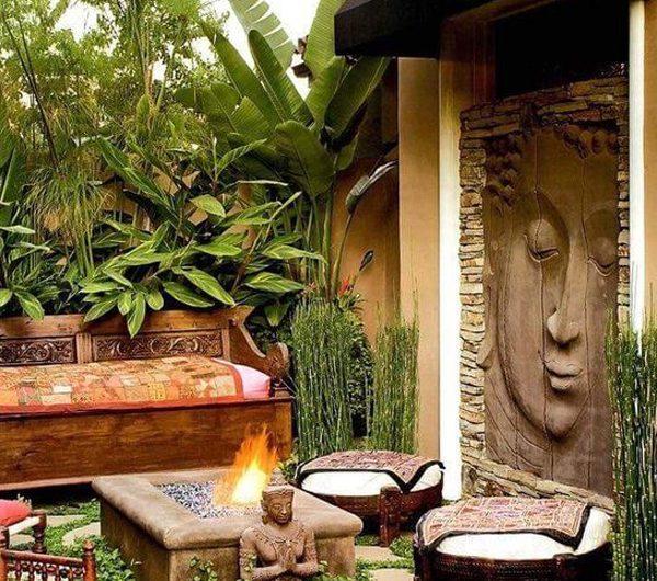25 Exotic Balinese Garden Ideas To Inspire You