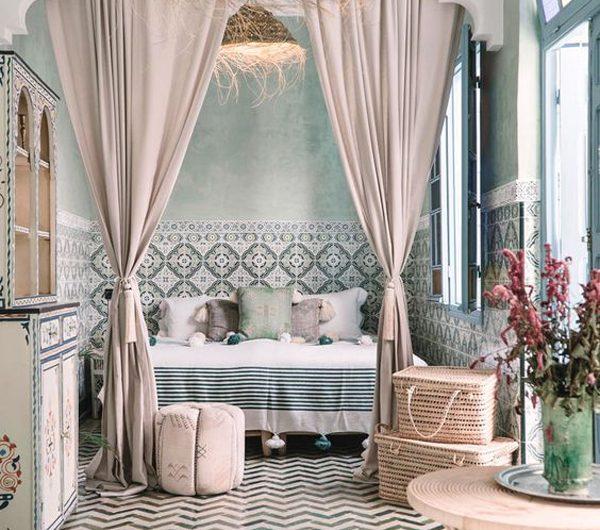 32 Aesthetic Moroccan Bedroom Designs