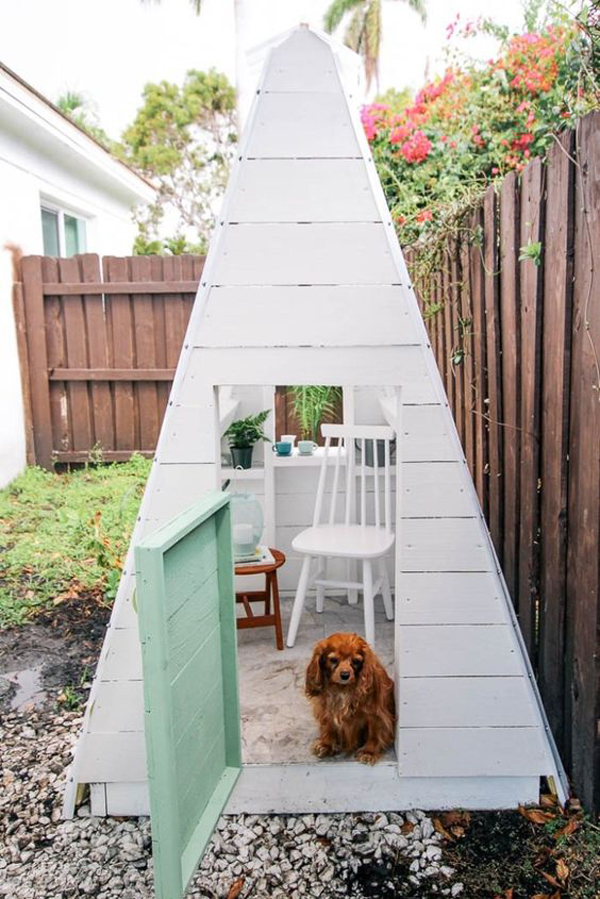 diy-small-a-frame-playhouse-for-reading-nook